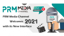 Issue 186 - PRM Media Channel Welcomes 2021 with its New Interface