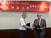 Arburg signs training pact with Taiwan university