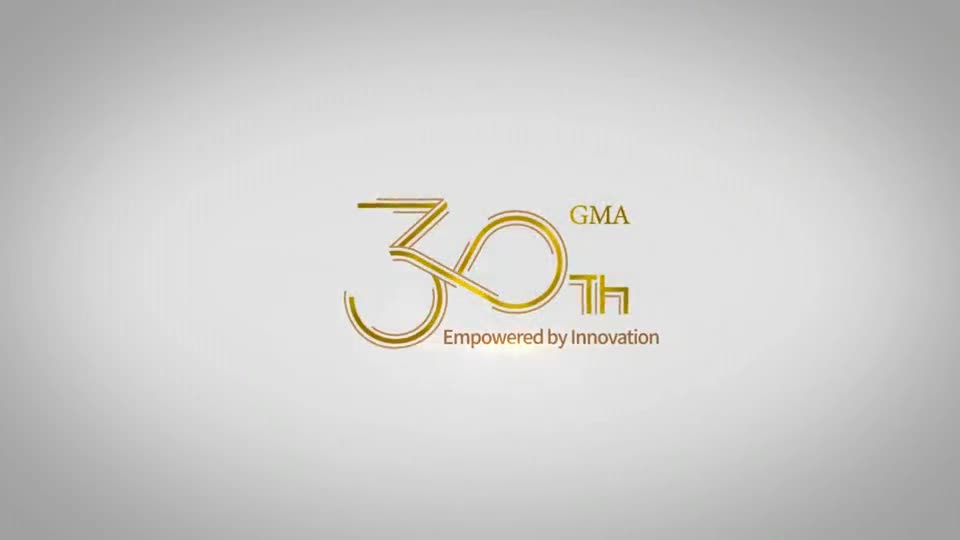 GMA MACHINERY- 30th, EMPOWERED BY INNOVATION